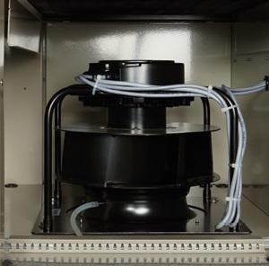 Вентиляторы в системе DanX